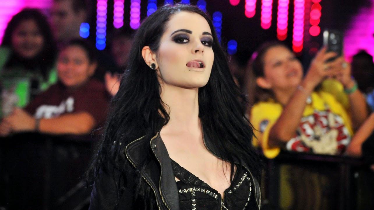Paige-WWE-WWE Divas