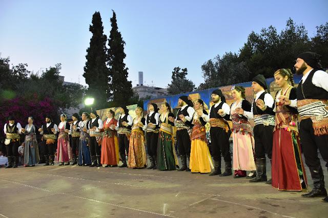 """""""Ο Ακρίτας στα τραγούδια των Ελλήνων"""" παρουσιάστηκε σε εκδήλωση στην Καλλιθέα"""