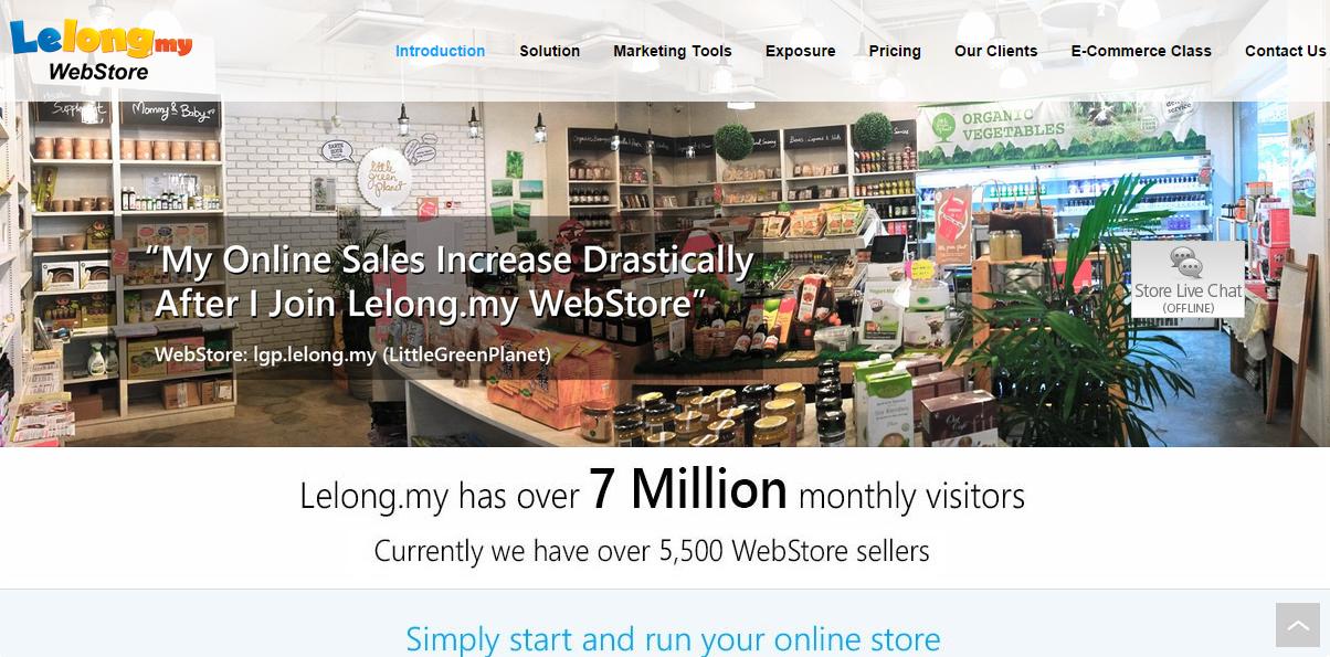 Malaysia online marketplace - Lelong.my