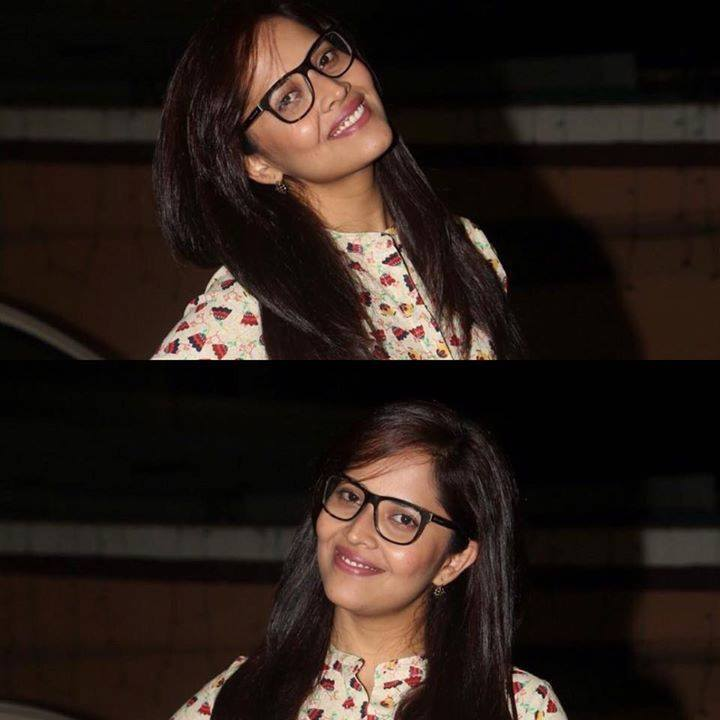 Anasuya Bharadwaj at Spread a Smile Event enchanting smile
