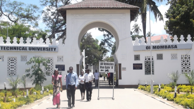 List of Courses Offered at Technical University of Mombasa (TUM)