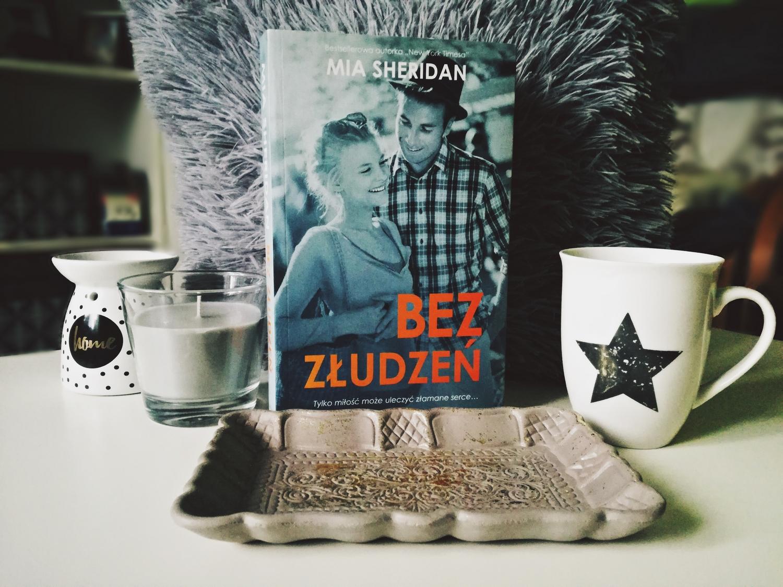 Bez złudzeń, Most of All You, Mia Sheridan, książka, recenzja, wydawnictwo Edipresse Książki