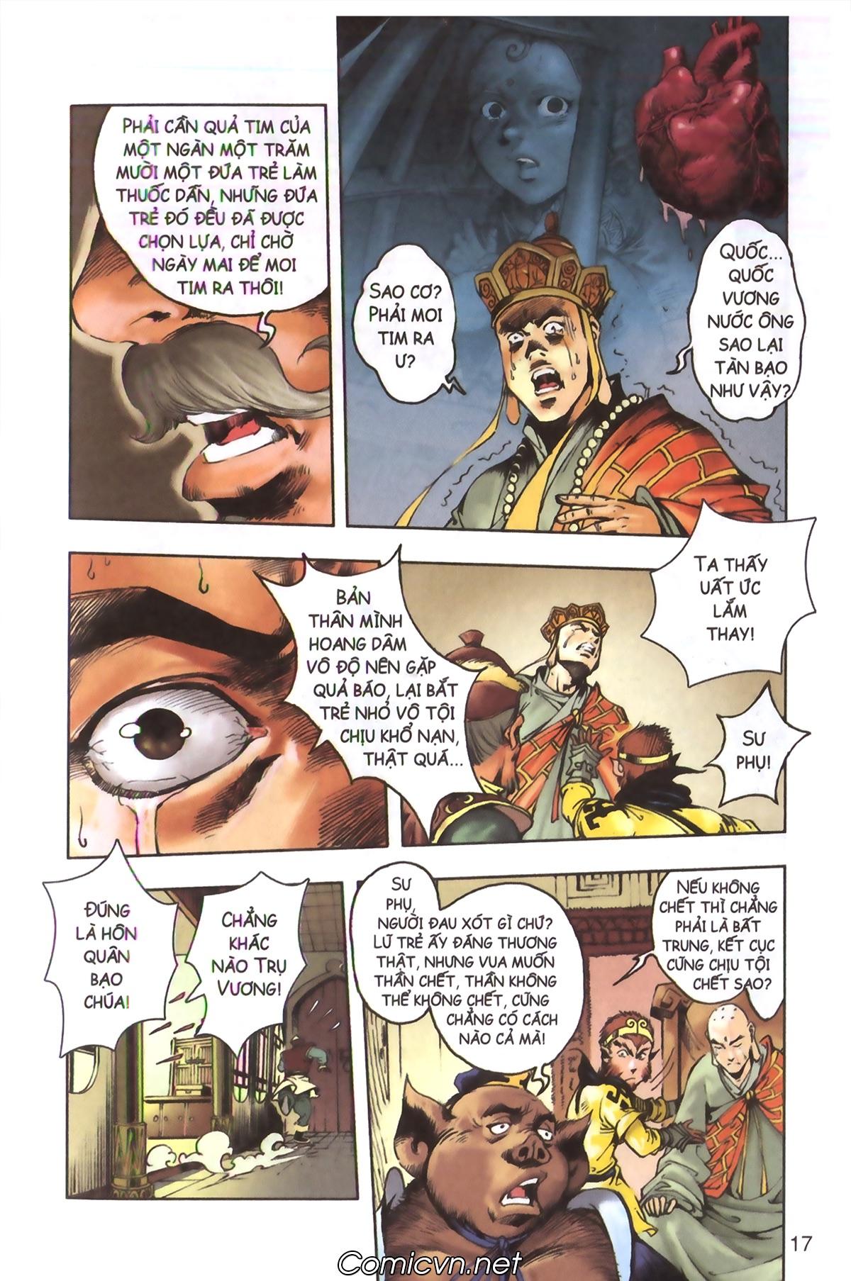 Tây Du Ký màu - Chapter 129 - Pic 15