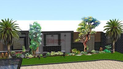 Desain taman surabaya art 1 | www.jasataman.co.id