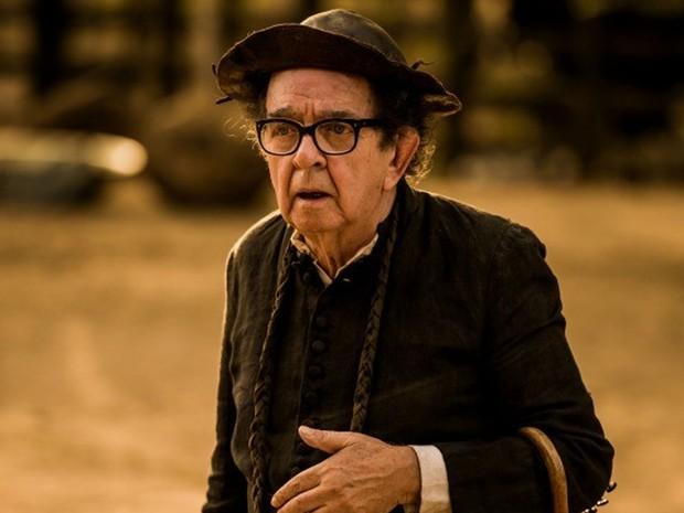 Umberto Magnani, ator de 'Velho Chico', morre aos 75 anos no Rio