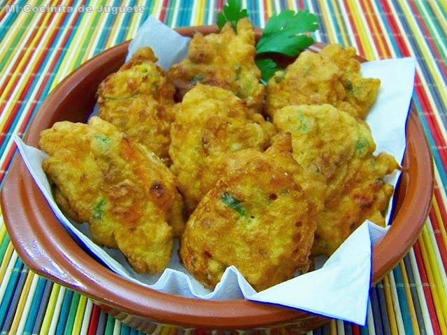 Buñuelos de Zanahoria