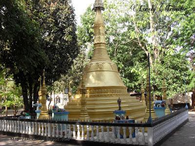 Buddhist Monastery in Maheshkhali island