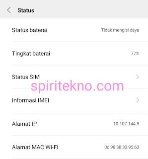 Cara Melihat IP Address Android Dengan Cepat dan Praktis Cara Melihat IP Address Android Dengan Cepat dan Mudah