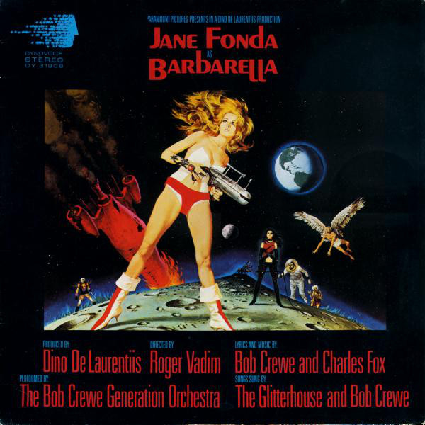 Rock On Vinyl: W O C K On Vinyl - Barbarella Official