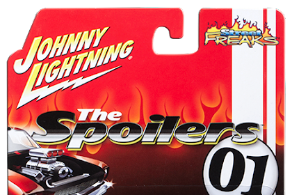 Johnny Lightning Street Freaks 2017 Release 1