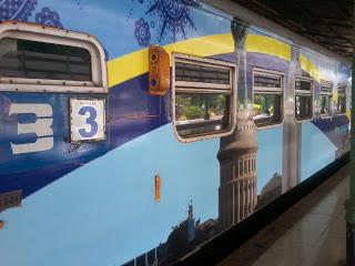 Cara Membaca Tiket Kereta Api Ekonomi