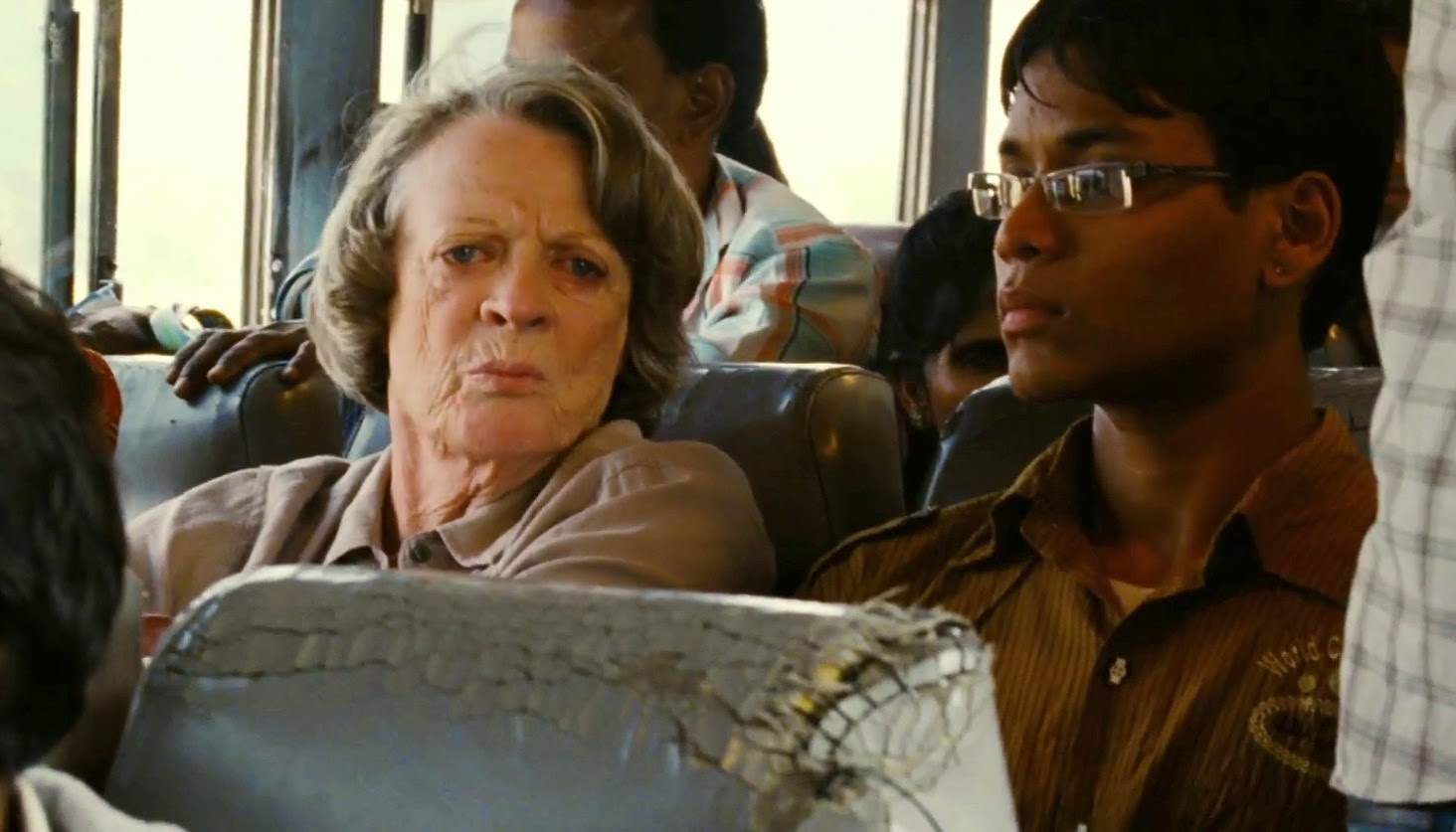 Movie Review: The Best Exotic Marigold Hotel (2012) | The Ace Black Blog
