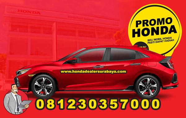 Promo Honda Civic Hatchback