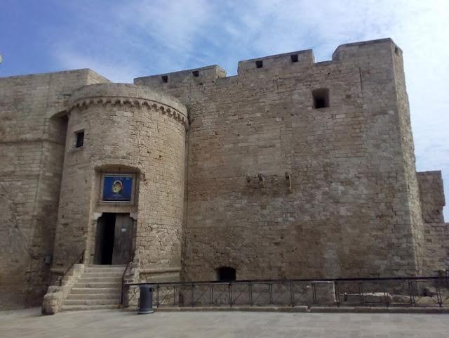 il castello aragonese di Monopoli