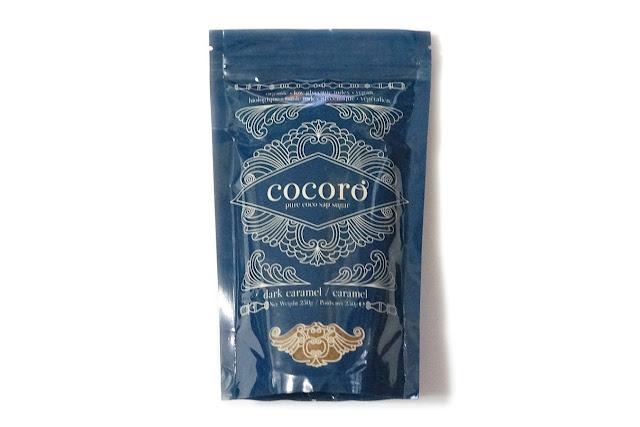 Cocoro Sugar Coco Sap Sugar Dark Caramel