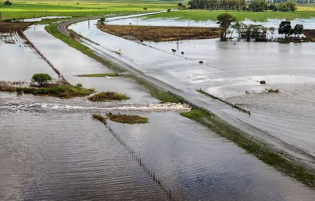 Inundaciones en Santa Fe, un gran fracaso de la política