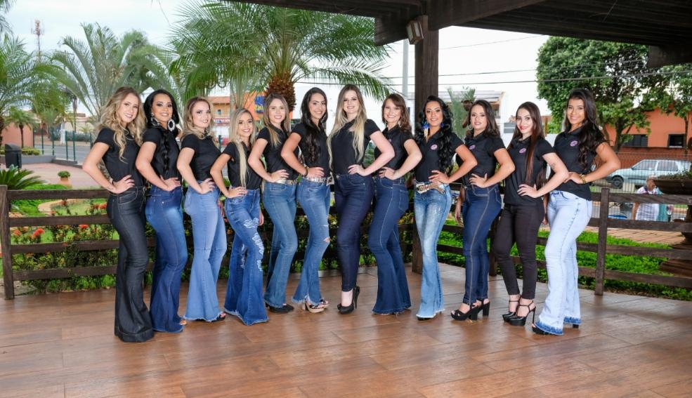 Definidas as candidatas ao Concurso Rainha Os Independentes