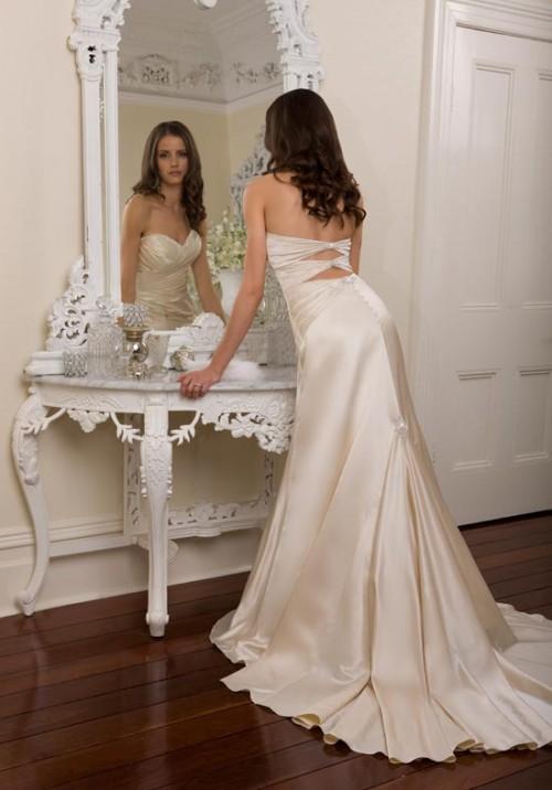 Nailya S Blog Vintage Lace Wedding Dress Eco Friendly Mermaid