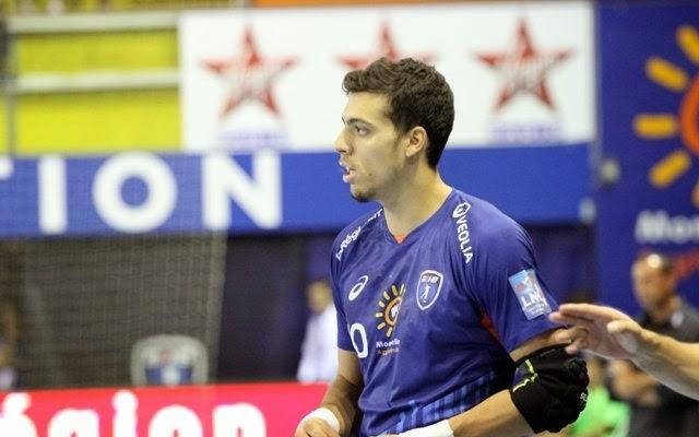 Grebille, montpellier, 3 meses de baja   Mundo Handball