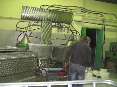 Razdvajanje vodom, maslinovog ulja