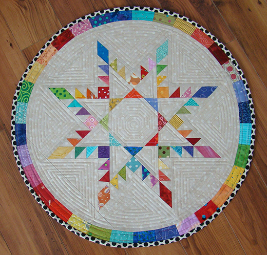 Feathered Star Quilt Free Tutorial