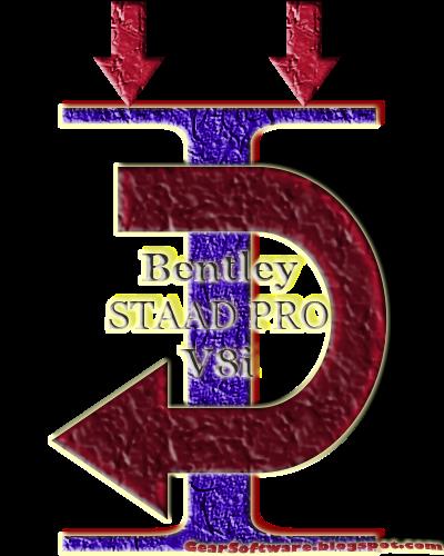 Bentley STAAD PRO V8i [1 Link][Analisis, Calculo Y Diseño