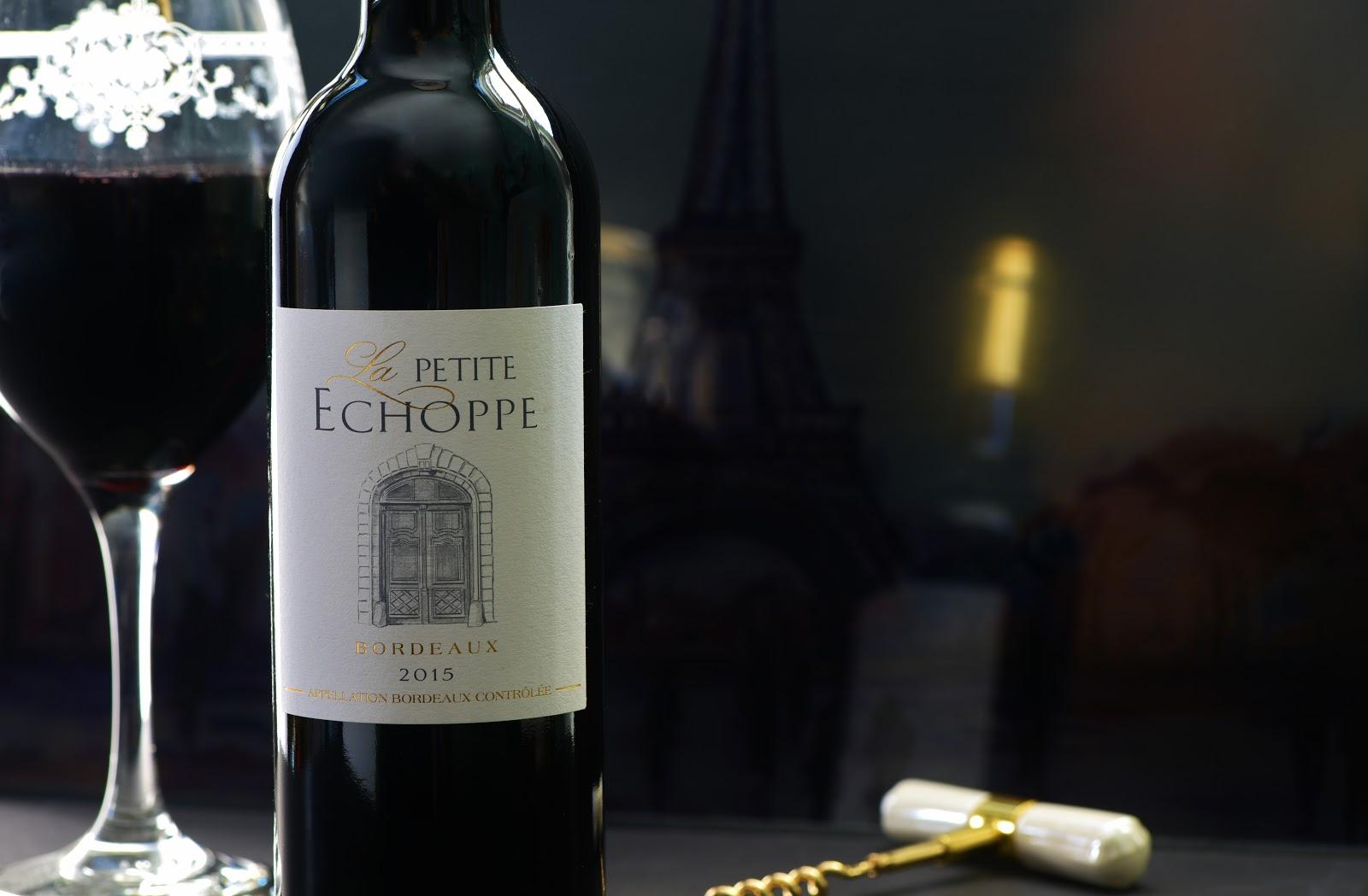 new hampshire wine man la petite echoppe 2015 bordeaux. Black Bedroom Furniture Sets. Home Design Ideas