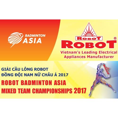 Hasil Lengkap Final Badminton Asia Championships 2017 - Badminton Asia Mixed Team Championship 2017 Open - Badminton Asia Mixed Team Championship 2017 Turnamen Bulutangkis Terbuka