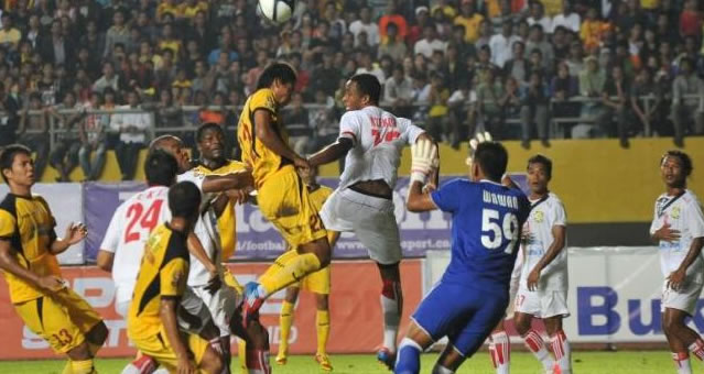 Persiba vs Sriwijaya FC