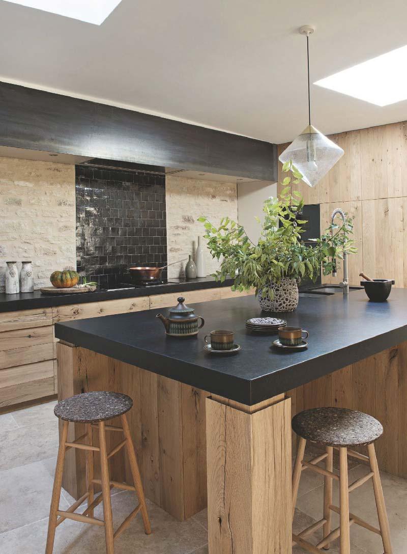 Una casa di campagna tra tradizione e modernit blog di for Blog di arredamento casa