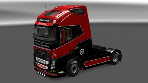 Holland Transport Volvo 2013 skin