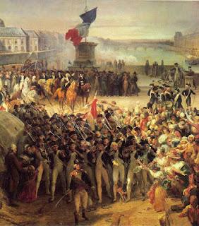Pengaruh Revolusi Besar Dunia Terhadap Peristiwa 411