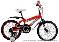 16 Inch Pacific Viroso BMX Kids Bike