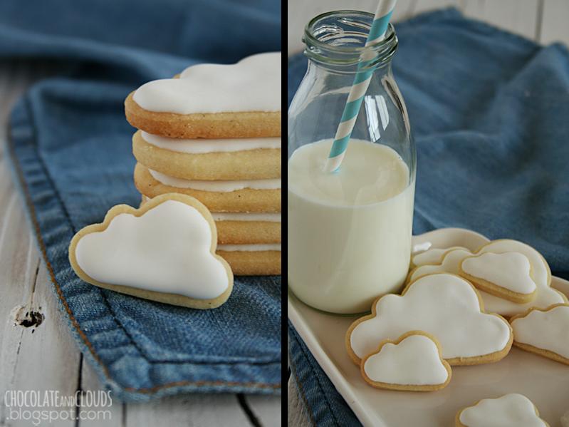 Cloud Sugar Cookies Rezept