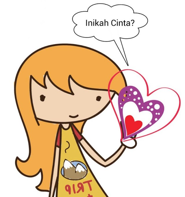 Inikah Cinta?