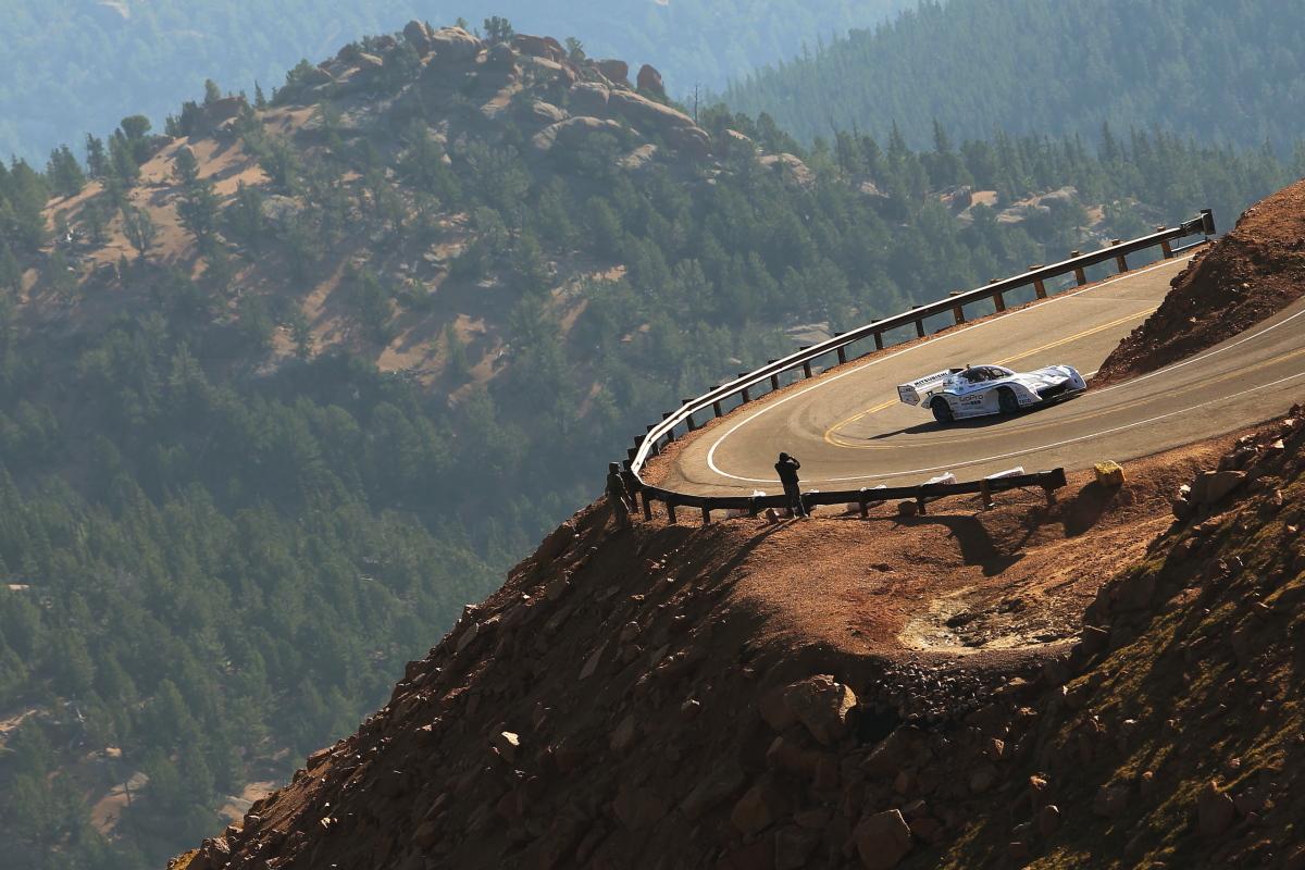 Pike S Peak Is Electric