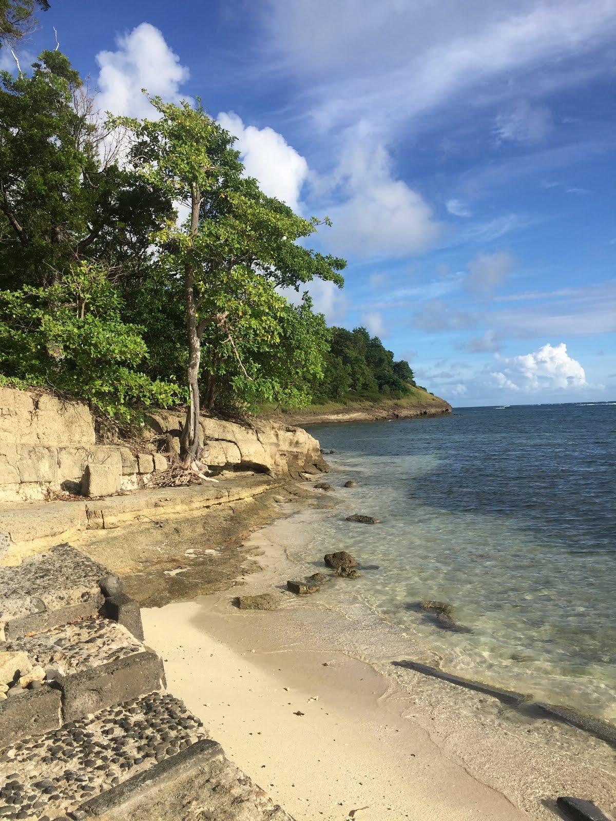 l'ilet thierry est l'une des plus belles plages de martinique