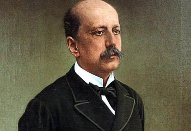 Σαν σήμερα το 1832 γεννιέται στο Ναύπλιο ο Χαρίλαος Τρικούπης