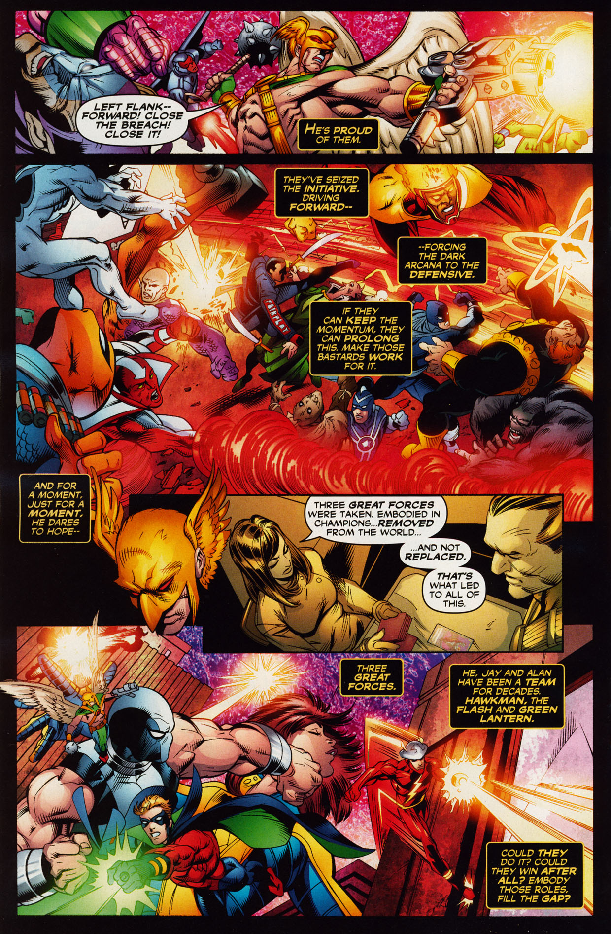 Read online Trinity (2008) comic -  Issue #39 - 26