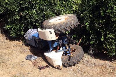 Αποτέλεσμα εικόνας για agriniolike ανατροπή τρακτέρ