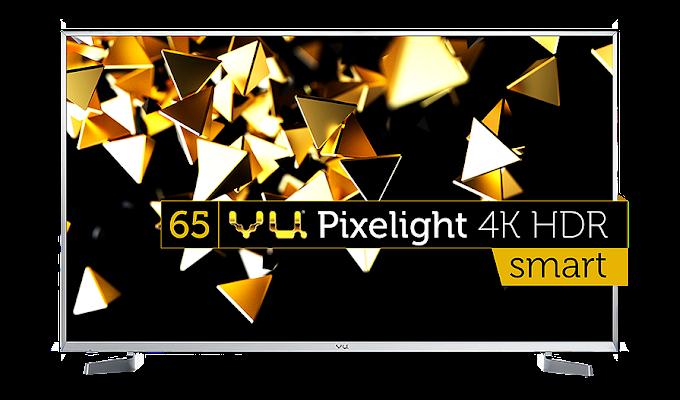 Best budget 55-inch & 65-inch 4k HDR 10 LED Smart TV | Vu LTDN65XT800XWAU3D Review | Vu 65 inches HDR 10, 2017 version: An In-depth Review