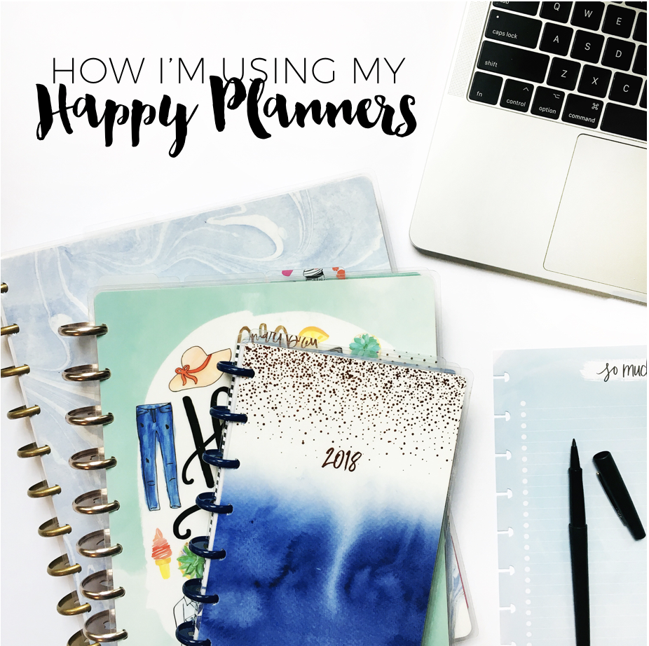 My Mini Happy Planner: Reading Log / So Obsessed With
