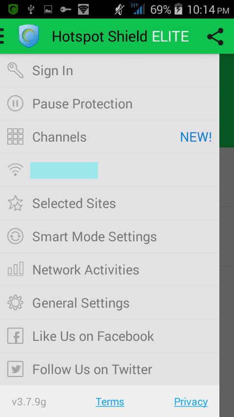 Hotspot Shield Vpn Elite 3 7 9g Apk 2015 Latest Here