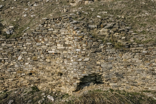 Elementos mitad estructurales, mitad defensivos del castillo.