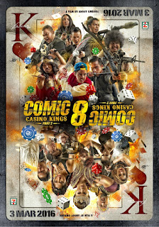 Sebuah film action komedi Indonesia yang di hebohkan oleh pemain drama aktor kocak Download Film Comic 8 Part 2 2016 Tersedia