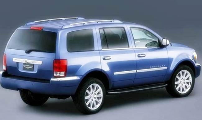 chrysler aspen suv reviews - Suv Reviews