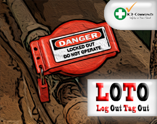 LOTO, Log Out Tag Out