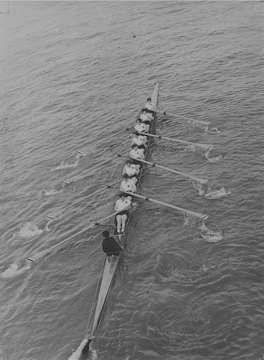 Women's Eights Head of the River Race 1954: Alpha BC