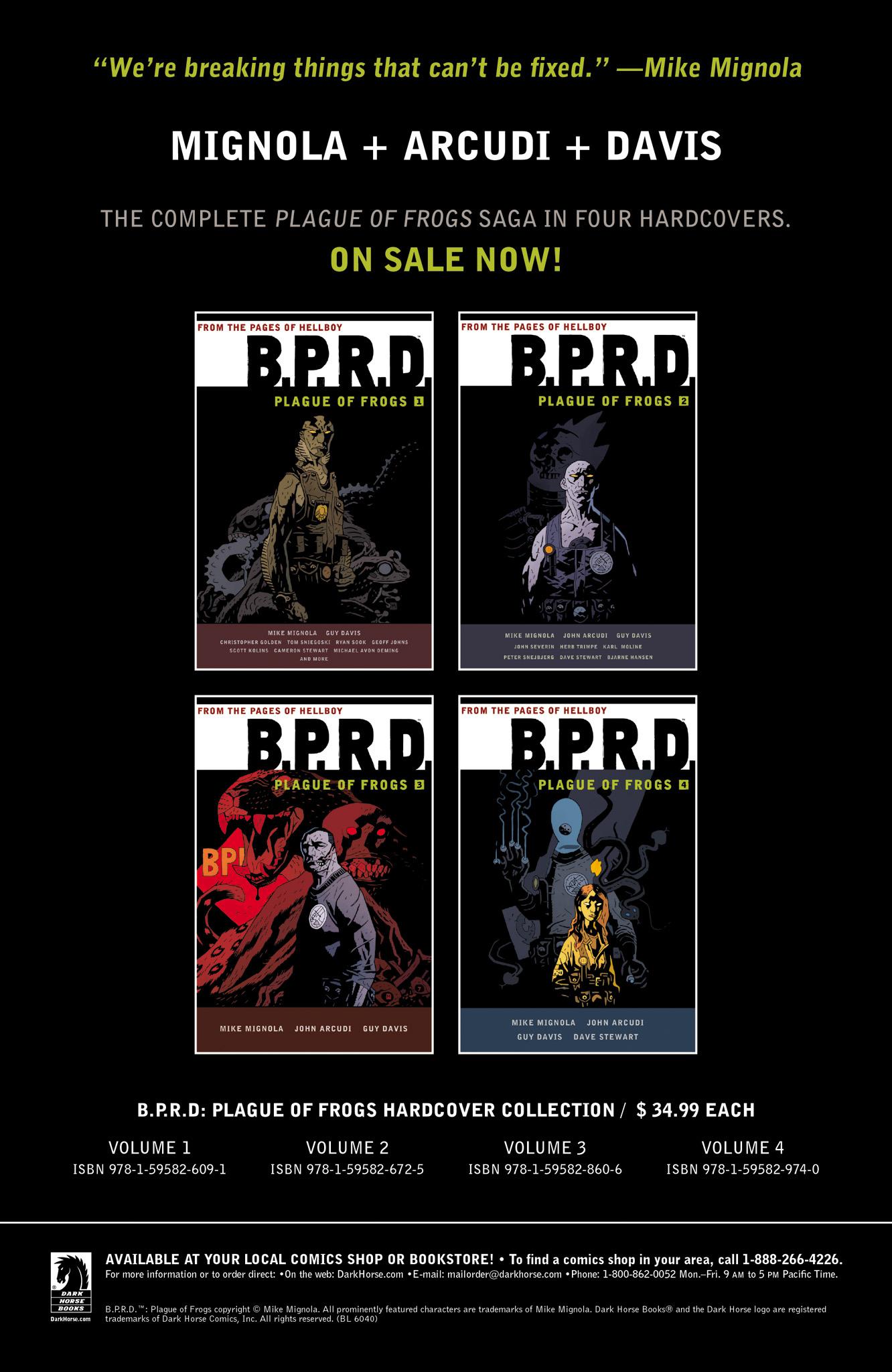 Read online Abe Sapien comic -  Issue #11 - 28