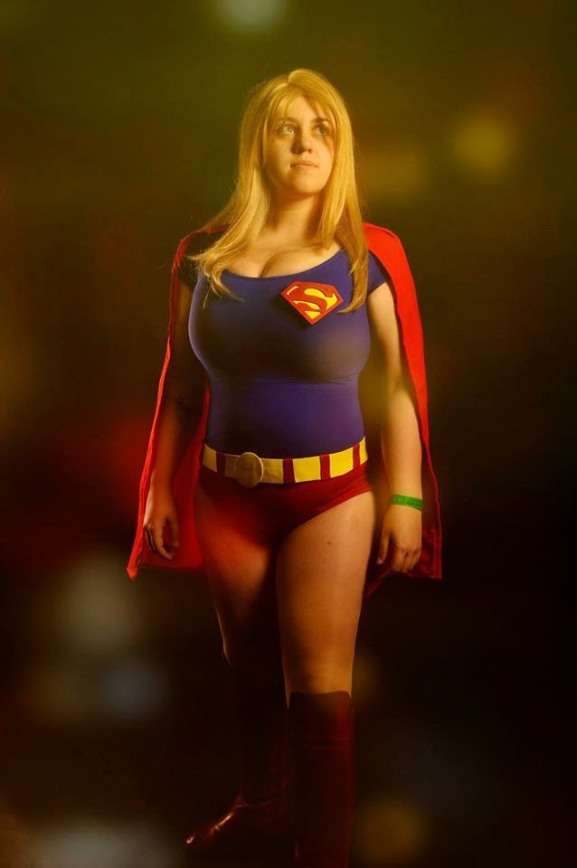 Jenn Marvel Cosplay Supergirl